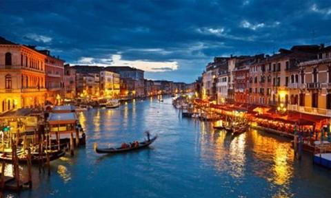 """Bí quyết của kiến trúc """"Thành phố nổi"""" Venice"""