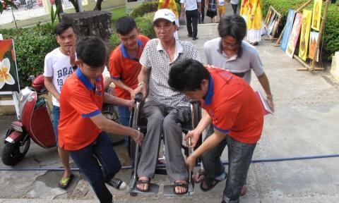 Kiến trúc nào cho người khuyết tật?