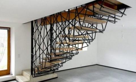 Những mẫu thiết kế cầu thang của tương lai