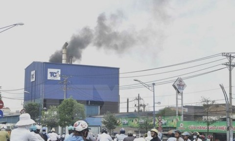 """""""Việt Nam cam kết giảm 8% lượng phát thải khí nhà kính vào năm 2030″"""