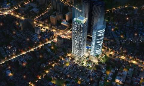 Hạ tầng hiện đại đang đưa đô thị quận Cầu Giấy vào tâm điểm