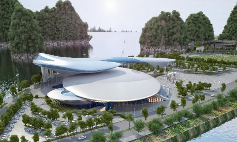 Tìm mô hình quản lý cho Cung quy hoạch, hội chợ và triển lãm tỉnh Quảng Ninh