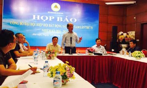 """Nhiều """"ông lớn"""" tham gia Hiệp hội BĐS Việt Nam nhiệm kỳ IV (2016 – 2021)"""