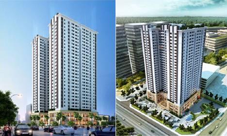 """Mua nhà giá 1 tỷ tại Hà Nội: Phải """"xông phi"""" đến các dự án này"""