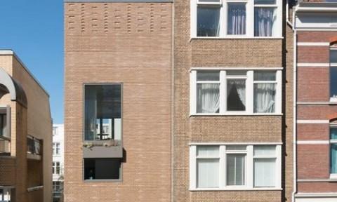 Ngôi nhà được xây từ 15 tấn rác thải ở Rotterdam