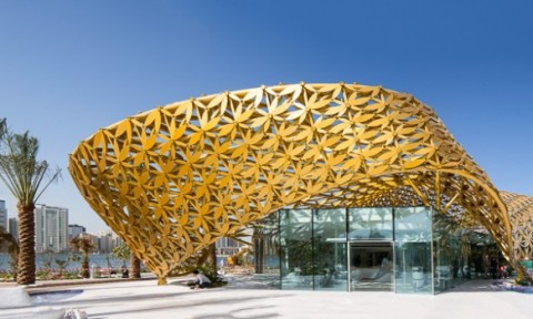 Ngắm công trình đẹp mỹ miều tại Ả Rập Thống nhất