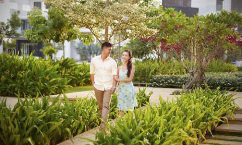 Lucasta – biệt thự xanh giữa Sài Gòn