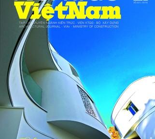 Tạp chí Kiến trúc Việt Nam số 201 – 2016