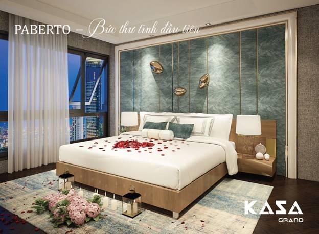 Giường ngủ Paberto – SB Furniture với giá bán lẻ niêm yết hiện tại 8.700.000 VNĐ