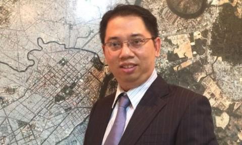 KTS Khương Ngọc Huy chia sẻ trải nghiệm tại hội thảo Architecture Leader Perspective TP HCM