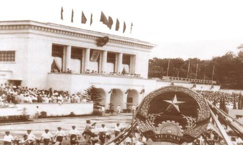 Kiến trúc các công trình công cộng ở Hà Nội giai đoạn 1955 – 1965