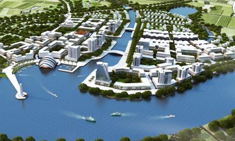 Tăng trưởng Xanh, nhìn từ góc độ quy hoạch đô thị Xanh