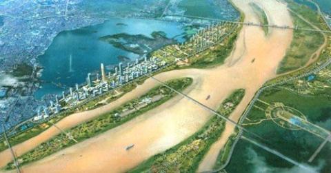 Dự án thành phố bên sông Hồng: Để không ném tiền đi
