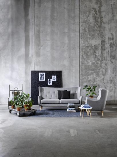 Bộ sofa Kamma_ Hãng ACTONA, Đan Mạch