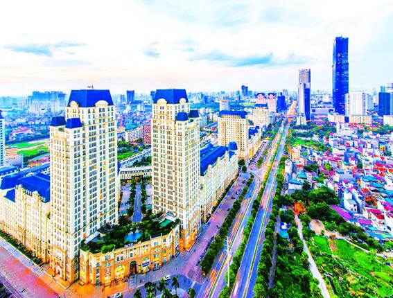 Chung cư cao tầng Mỹ Đình Sông Đà, Hà Nội