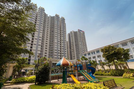 Còn thiếu các không gian tiện ích cộng đồng trong các khu nhà ở cao tầng đô thị