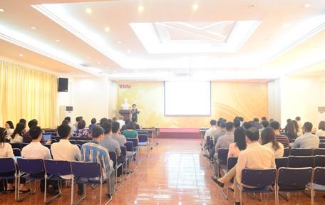 """Hội thảo """"Thách thức & Chiến lược qua thách thức xây dựng công trình xanh đầu tiên"""""""