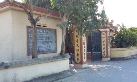 Công bố quy hoạch nghĩa trang thành phố Hải Phòng