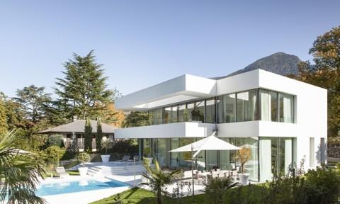Nét thanh lịch và hiện đại của kiến trúc nhà M