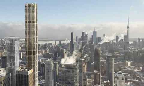 Tòa tháp The One – thiết kế bền vững của tương lai