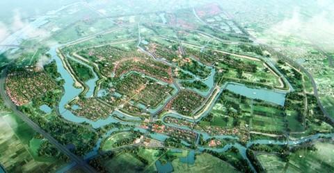 Hà Nội: Phê duyệt đồ án quy hoạch khu di tích Cổ Loa