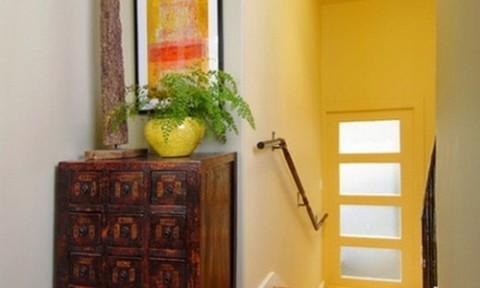 Cách chọn màu sơn cửa giúp nhà thêm đẹp sang trọng