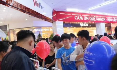 """Vingroup ra mắt mô hình trung tâm """"Vincom+"""""""
