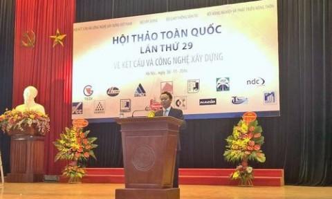 Kết cấu và công nghệ xây dựng: Xu hướng phát triển và ứng dụng tại Việt Nam
