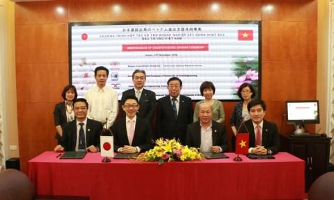 Hợp tác hỗ trợ doanh nghiệp xây dựng Nhật Bản triển khai vào Việt Nam