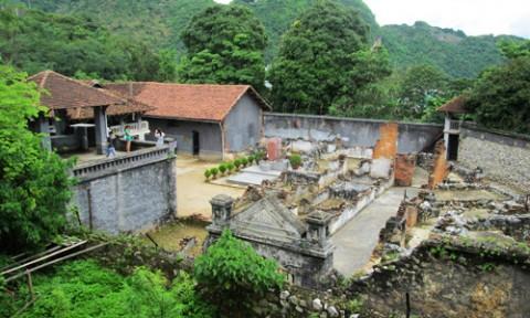 Duyệt nhiệm vụ Quy hoạch tổng thể bảo tồn và phát huy giá trị Nhà tù Sơn La