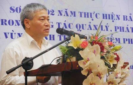 Vùng kinh tế trọng điểm phía Nam: Sơ kết công tác quản lý phát triển VLXD