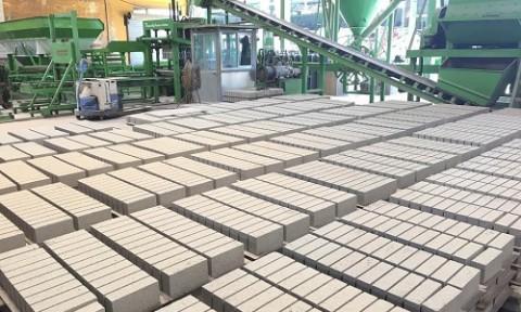 Hải Phòng tăng cường sản xuất và sử dụng gạch không nung