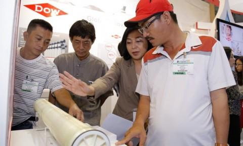 Dow giới thiệu công nghệ xử lý nước tiên tiến tại Việt Nam