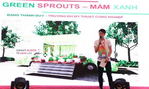 Việt Nam dự giải Nhà thiết kế trẻ châu Á của Nippon
