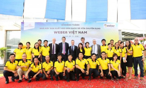 Việt Nam: Thị trường vật liệu xây dựng còn nhiều tiềm năng