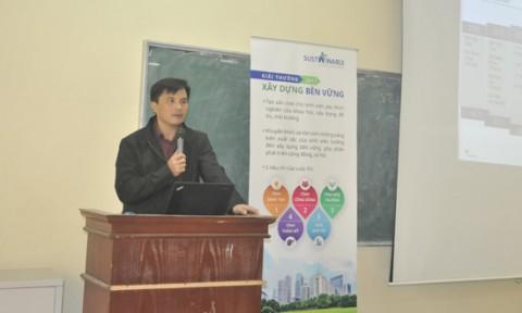 Holcim Việt Nam khởi động Giải thưởng Xây dựng bền vững 2017 dành cho sinh viên