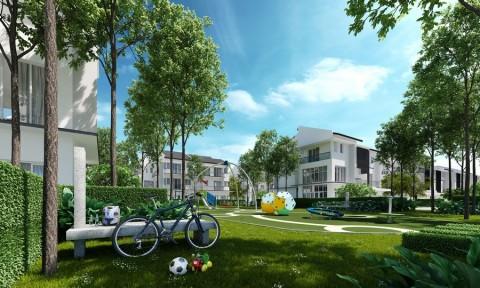 ParkCity Hanoi – Những ngôi nhà trong công viên