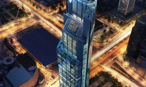 Dự án xây dựng tòa nhà cao nhất tại Ba Lan