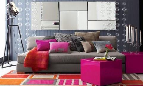 Những mẫu đèn sàn hiện đại cho phòng khách