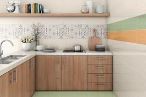 Những mẫu gạch ốp tường cho khu bếp thêm sang trọng