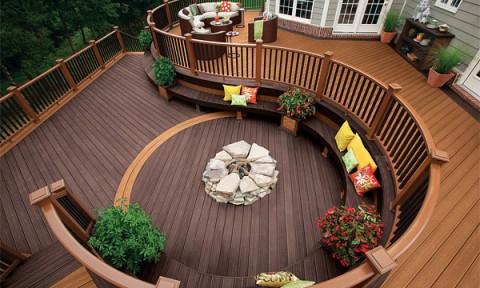 Cách sử dụng và bảo quản sàn gỗ ngoài trời bền đẹp