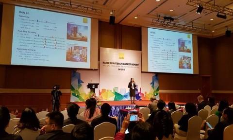 Quý 4/2016, BĐS Hà Nội tăng trưởng cao nhất trong 5 năm