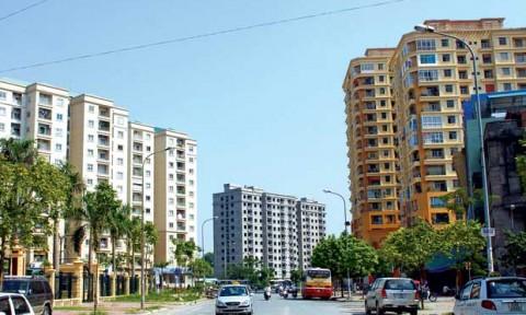 Hà Nội công bố khung giá dịch vụ nhà chung cư