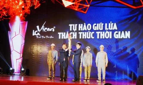 Kỷ niệm 87 năm ngày truyền thống xi măng Việt Nam