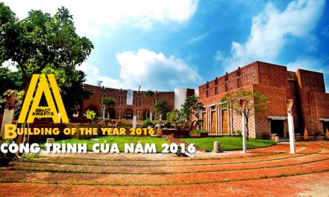 Công bố kết quả Ashui Awards 2016
