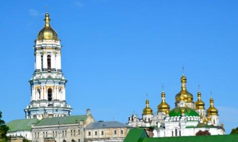 Kiến trúc độc đáo của Kiev, Ukraine