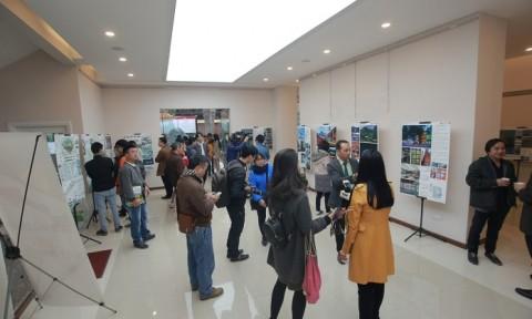 Lễ trao giải và triển lãm Kiến trúc xanh Spec Go Green Awards 2016