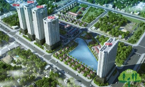 Điểm nổi bật của tòa HH4 – FLC Garden City