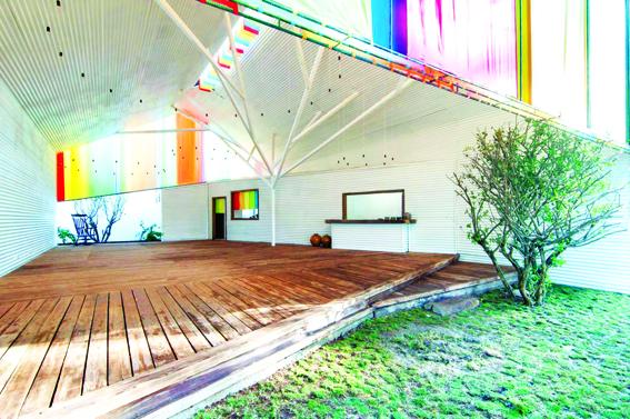 Công trình nhà Nguyện (The Chapel) TP HCM, A21 Studio đạt giải Kiến trúc Châu Á năm 2014