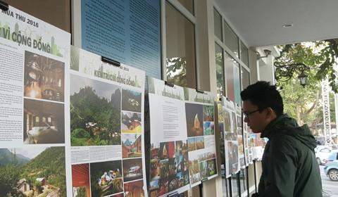 Hấp dẫn các hoạt động kiến trúc vì cộng đồng tại không gian phố đi bộ xung quanh Hồ Gươm